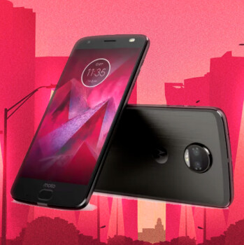 Moto Z2 Force Edition: All the official images!