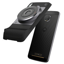 The Moto Z2 Force keeps the modular phone alive, but it's a doomed concept anyway
