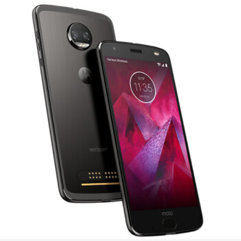 Picture from Moto Z2 Force price and release date on Verizon, AT&T, T-Mobile and Sprint