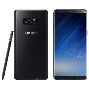 Picture from Galaxy Note 8 Emperor edition? 256 GB of storage, 8 GB of RAM
