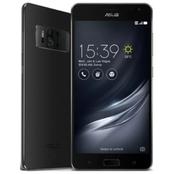 Cases spotted for Asus Zenfone AR could mean its U.S. release will be soon