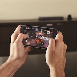 Playing mobile games is now a scientifically proven method to get rid of stress at work. Go tell your boss.