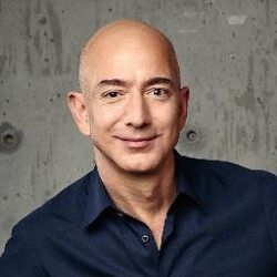 For a few hours today, Amazon's Jeff Bezos was the richest man in the world
