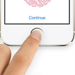 The official Apple Store app now supports Apple ID card payments via Touch ID