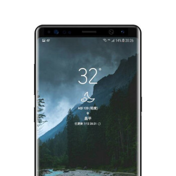 Samsung Galaxy Note 8 passes through the FCC, reveals four variants