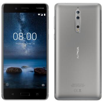 Nokia 9 (Nokia 8?) specs found on GFXBench listing