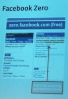 Facebook launches Zero, freemium version of Facebook for mobile