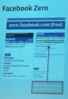 Facebook launches Zero, freemium version of Facebook for mobile