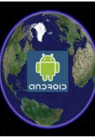 Google Earth appears on the Nexus One
