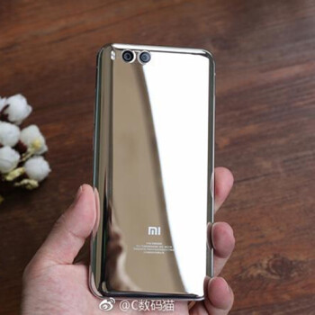 Xiaomi Mi 6 Mercury Silver edition is a mirror in disguise, only 100 units to be sold