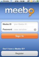 Meebo is now officially available on the App Store