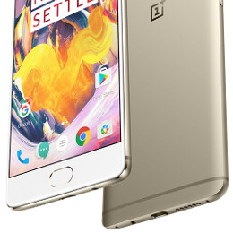 A gold OnePlus 5 is likely coming soon