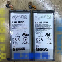 3300mAh batteries for Samsung Galaxy Note 8 surface