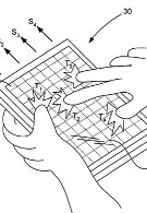 Patent application filed in 2004 by Apple for capacitive touchscreen is granted
