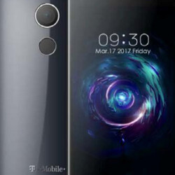 Latest leaked images of T-Mobile Revvl T1 include pricing ...