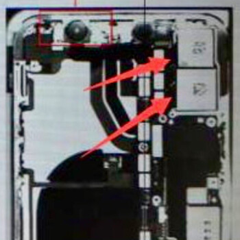 iPhone 8 leaked picture reveals vertically mounted dual-camera module