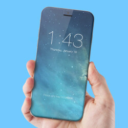 Report: Apple iPhone 8 sensor will handle facial recognition while lying flat on a desk