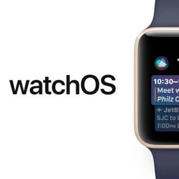 Apple releases watchOS 4 beta 5 for Apple Watch