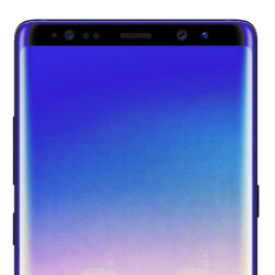 Samsung Galaxy Note 8's wallpapers leaked in full glory, download here