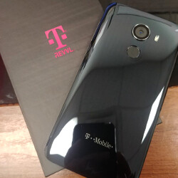 T-Mobile's affordable Revvl T1 shot in the flesh, and out of the box