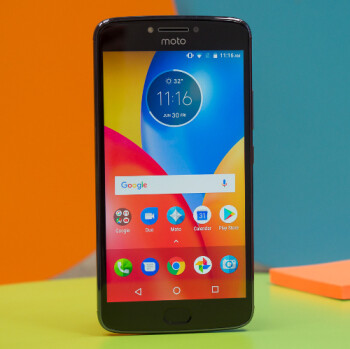 The Moto E4 Plus has the highest score on our battery life test so far in 2017