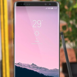 Galaxy Note 8 tipped to come with a pressure-sensitive display