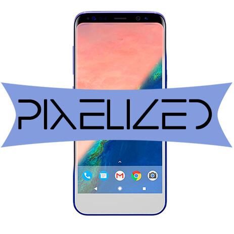Pixelisiert: Wie man die Schnittstelle deines Galaxy S8 / S8 + in ein Google Pixel ein