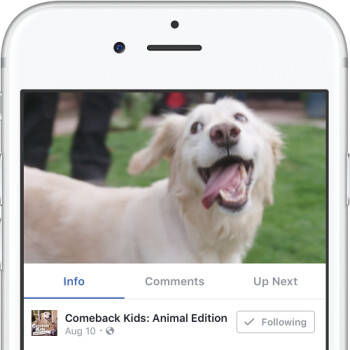 Facebook to launch new Watch platform for shows on mobile devices