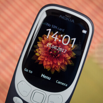 European carrier confirms 3G Nokia 3310 arrives in late September or early October