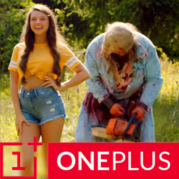 Stop whatever you're doing and check out OnePlus 5's Lake Blood gory and fun video ad
