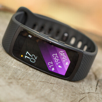 Samsung inadvertently confirms the long rumored Gear Fit 2 Pro