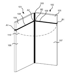 Microsoft patent application shows metallic Surface Phone body doubling as the antenna