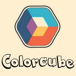 Puzzler Colorcube is the free Apple App of the Week