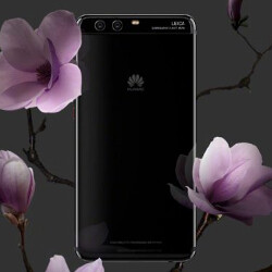 Bright Black Huawei P10 Plus with glossy finish is now official