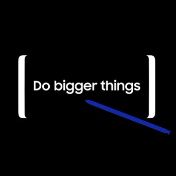 "Samsung teases the Note 8 event with a ""Do bigger things"" video"