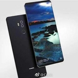 First Huawei Mate 10 renders leaked out along with some specs (Updated)