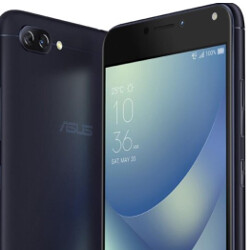 Check out renders of the four new Asus ZenFone models