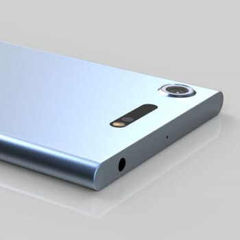 Picture from Sony Xperia XZ1 design allegedly revealed: No surprises
