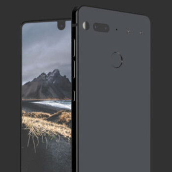 Picture from Essential Phone could be finally released this week (at least on Sprint)