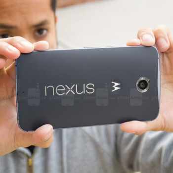 Picture from Nexus 6 is getting Android 7.1.1 Nougat update once again