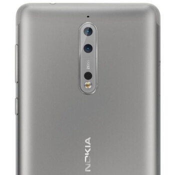 Picture from The Nokia 8 announcement is today. Here are the specs, features and images we have so far
