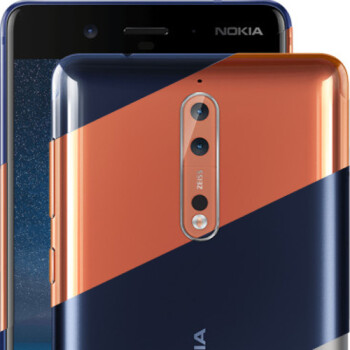Here are all Nokia 8 colors and finishes: which one is your favorite?