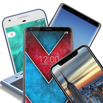Results: which upcoming phone are you most excited about?