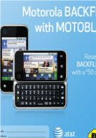 Best Buy now offering $50 deposit for the Motorola BACKFLIP pre-order