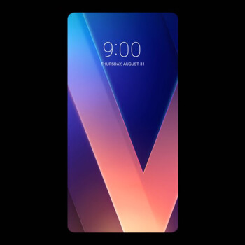 LG shows how it made the V30 wallpapers in behind-the-scenes video