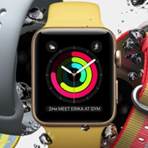 New Apple Watch model with LTE nears mass production