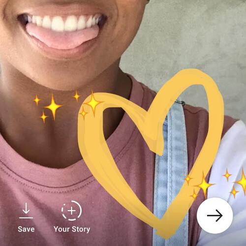 Instagram fügt Spaß Foto-Antwort-Funktion auf seine DM-Schnittstelle