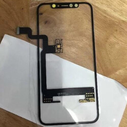 Photo reportedly reveals Apple iPhone 8 flex cable and display assembly