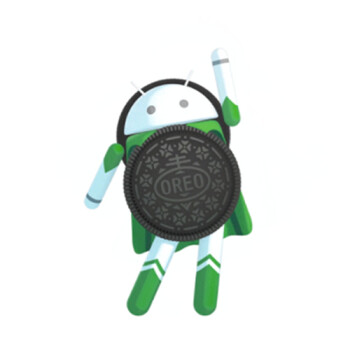 Google officially unveils Android 8.0 Oreo, mascot and all