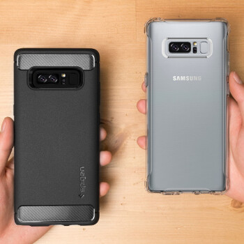 Spigen's cases are ready to protect your Galaxy Note 8 from day 1